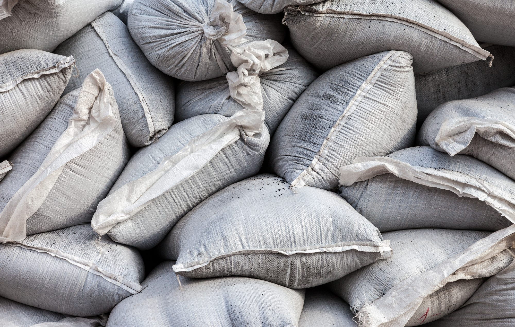 sandbags for disaster relief