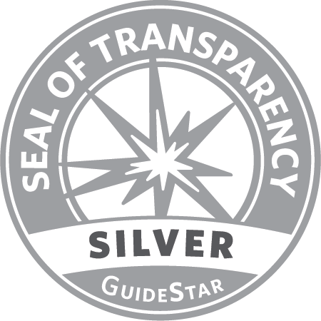 Guidestar Seal of Transparency Silver
